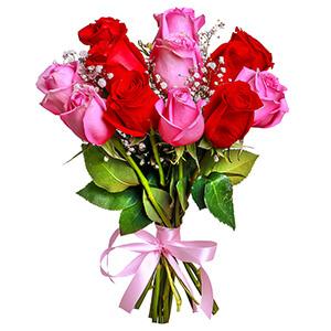 Экспресс букет +30% цветов с доставкой в Омске