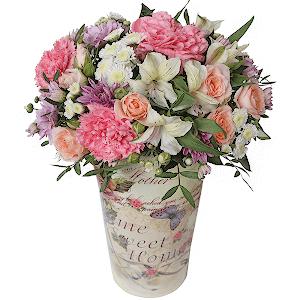 Волшебство +30% цветов с доставкой в Омске