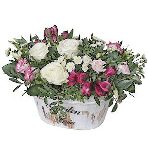 Мечта +30% цветов с доставкой в Омске